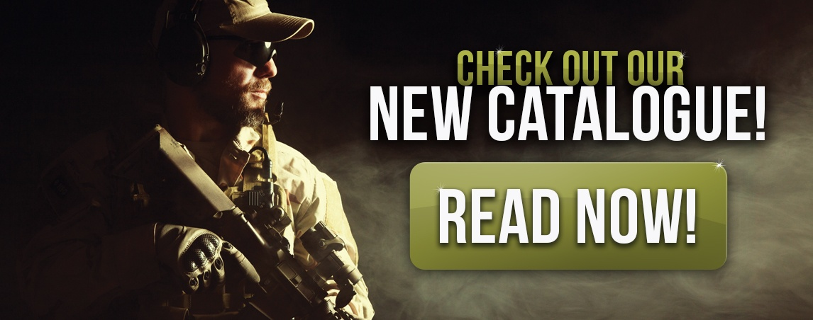 Military 1st Catalogue 2015