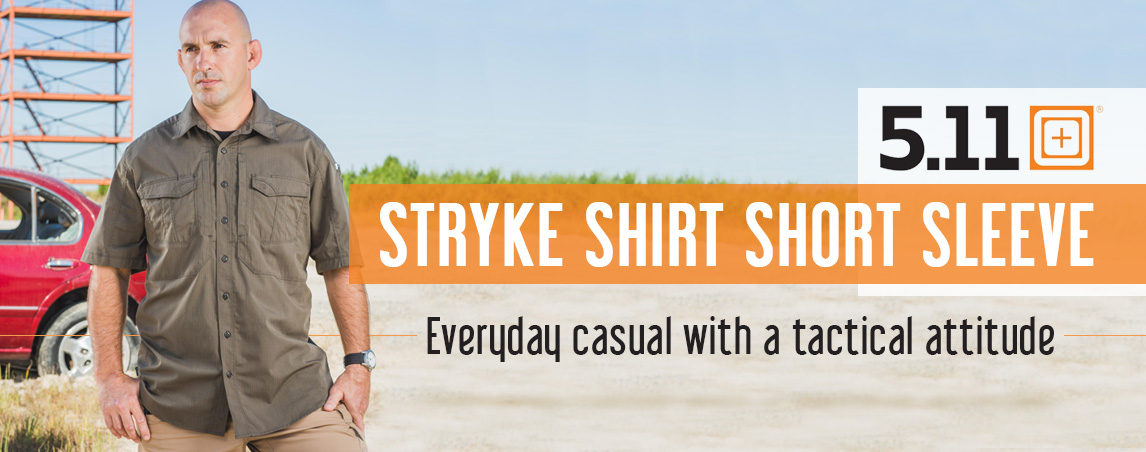 5.11 Stryke Shirt Short Sleeve