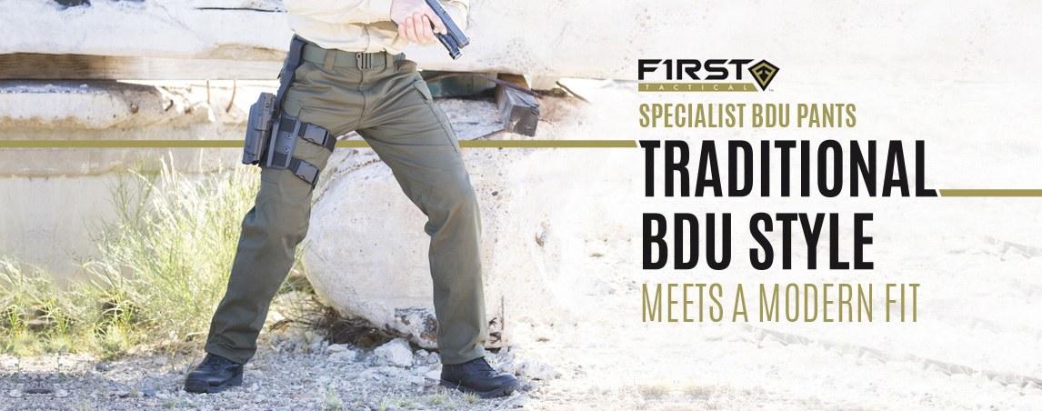 First Tactical Men's Specialist BDU Pants