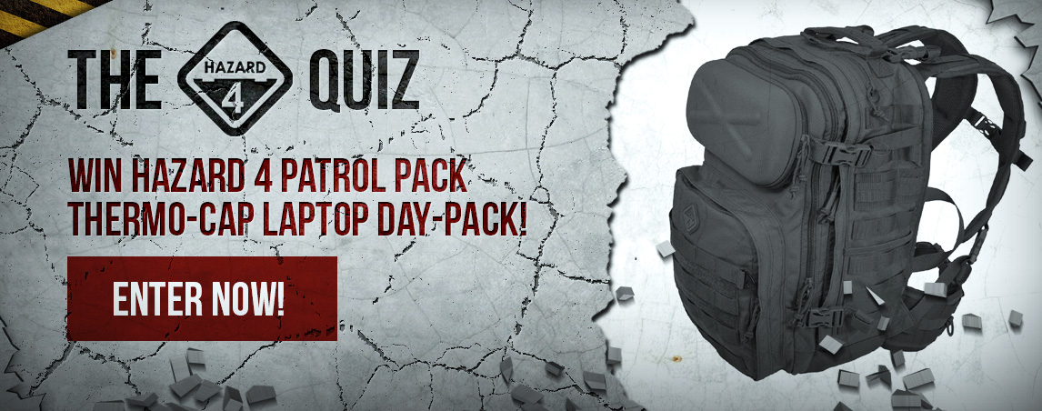 Hazard 4 Quiz