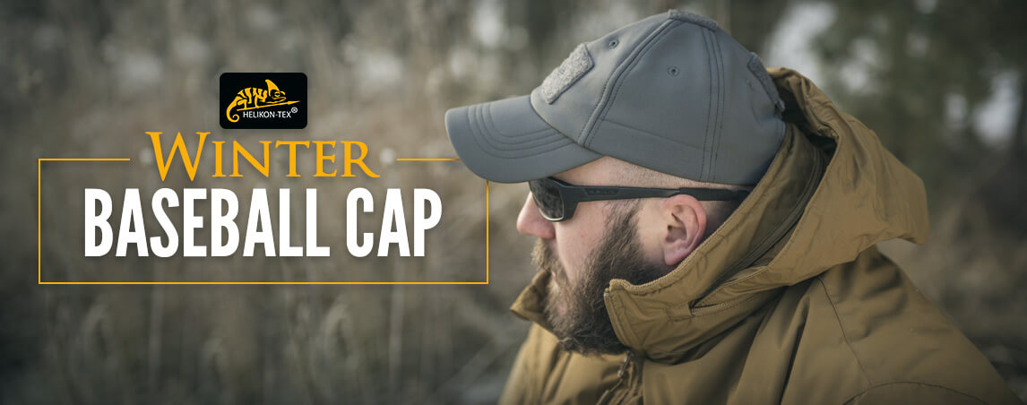 Helikon Tactical Baseball Winter Cap