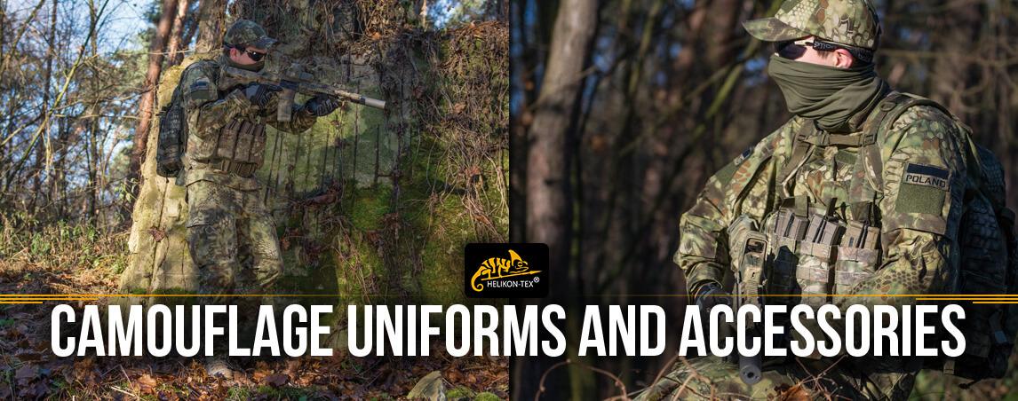 Helikon Camouflage Uniforms