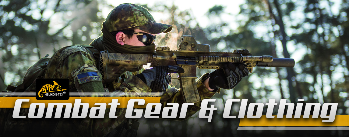 Helikon Combat Gear and Clothing