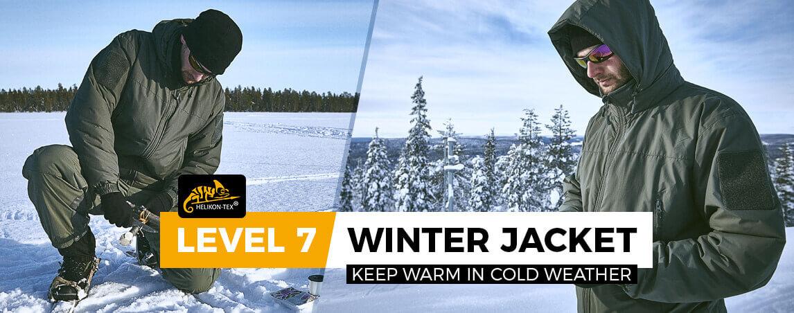 Helikon Level 7 Winter Jacket