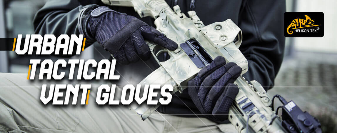 Helikon Urban Tactical Vent Gloves