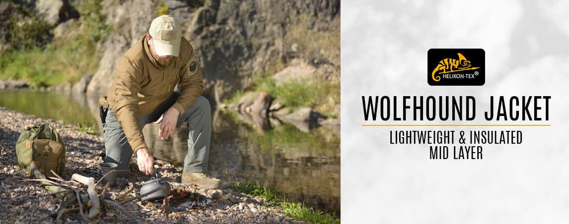 Helikon Wolfhound Jacket