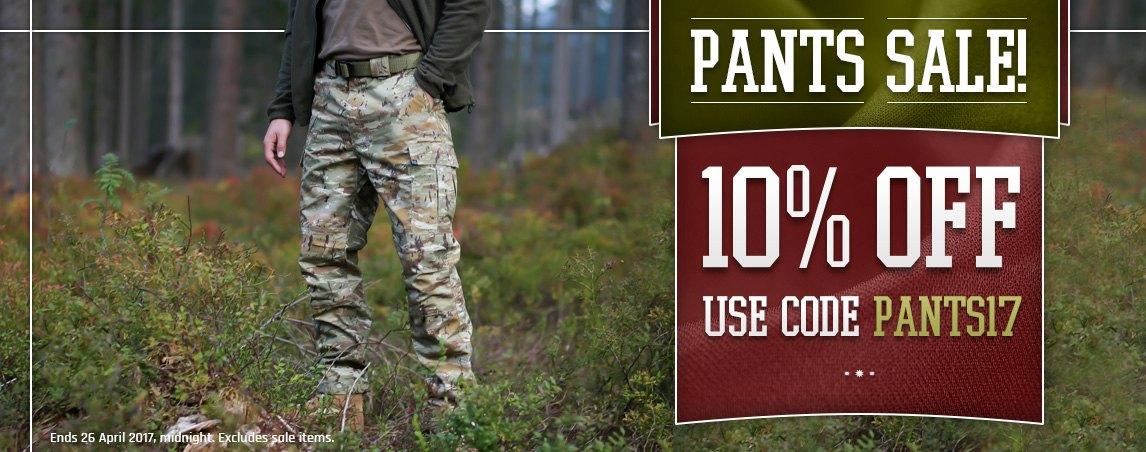 Pants Sale!