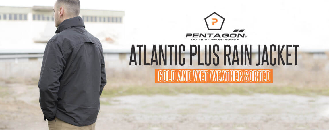 Pentagon Atlantic Plus Rain Jacket