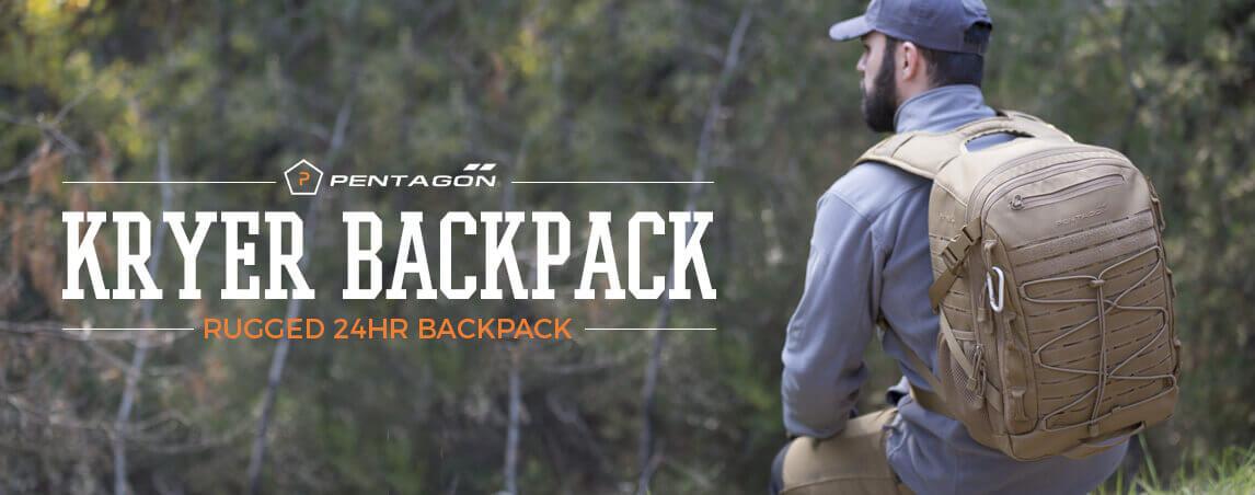 Pentagon Kryer Backpack