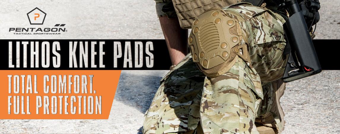 Pentagon Lithos Knee Pads