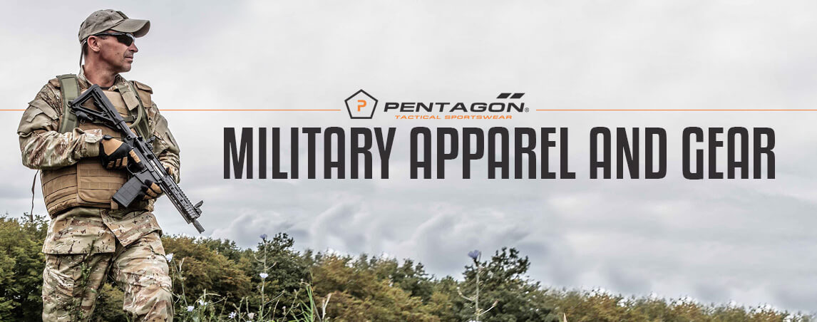 Pentagon Military Apparel and Gear