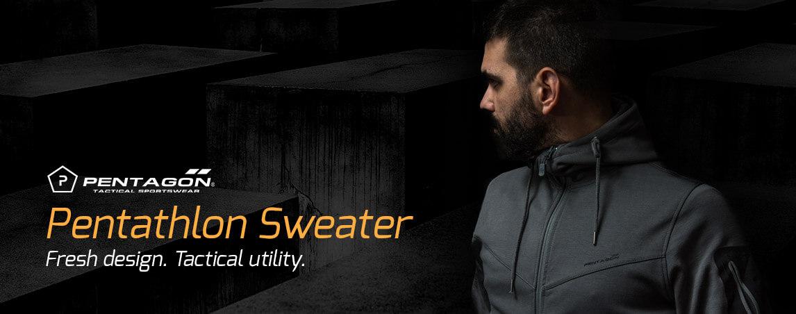Pentagon Pentathlon Sweater
