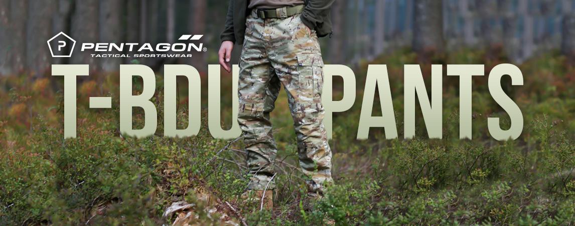 Pentagon T-BDU Pants