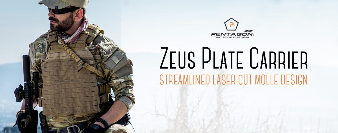 Pentagon Zeus Plate Carrier