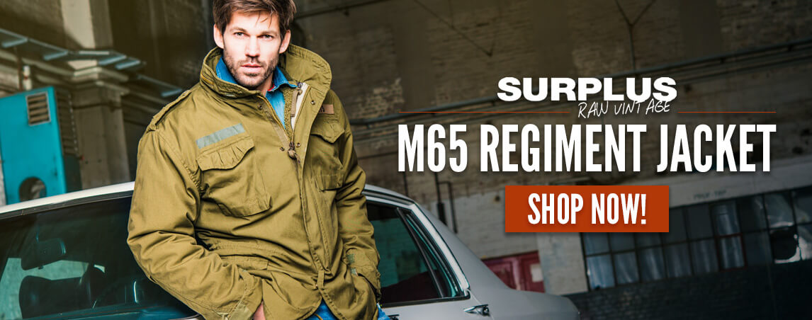 Surplus M65 Regiment Jacket