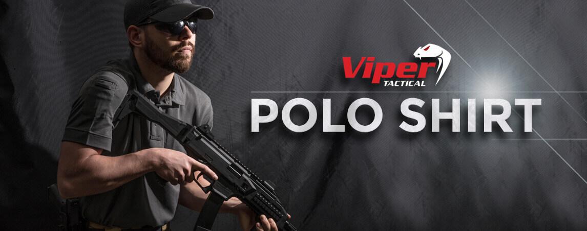 Viper Tactical Polo Shirt