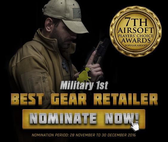 Airsoft Players Choice Awards