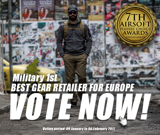 7th Airsoft Players Choice Awards - Voting