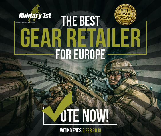 8th Airsoft Players Choice Awards Voting