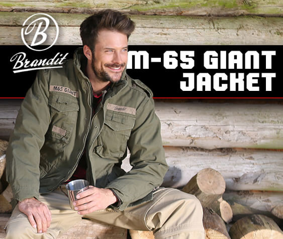 Brandit M-65 Giant Jacket