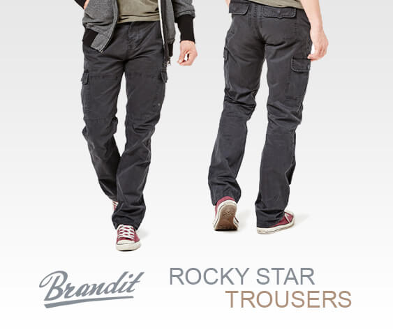 Brandit Rocky Star Trousers