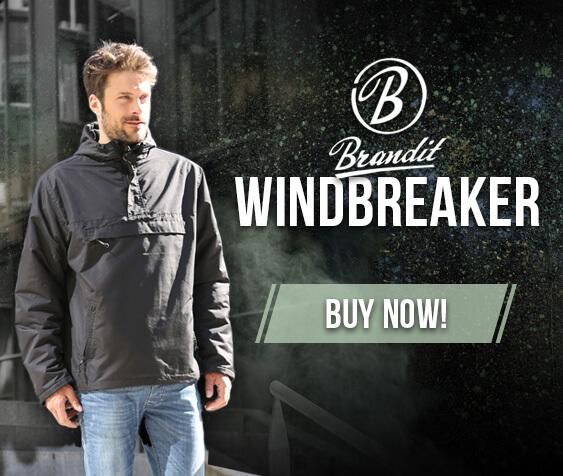Brandit Windbreaker