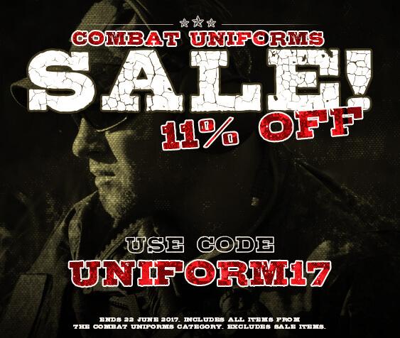 Combat Uniforms Sale