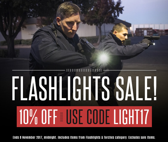 Flashlights Sale!