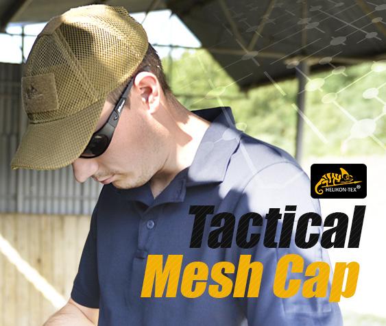 Helikon Baseball Mesh Cap