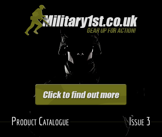 Military 1st Catalogue 2016
