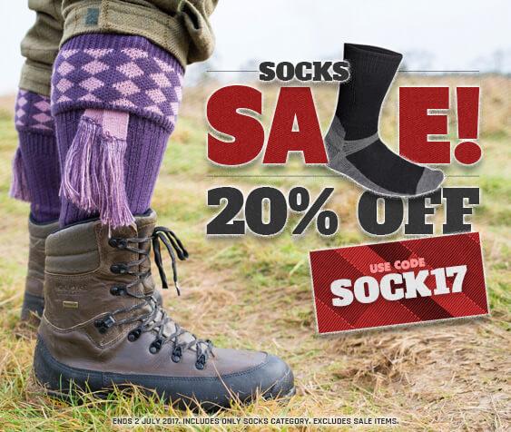 Socks Sale!