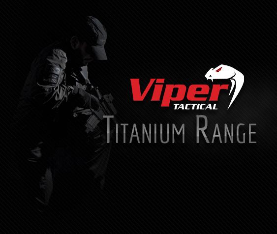 Viper Tactical Titanium