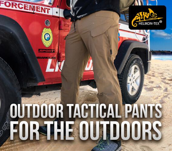 Helikon Outdoor Tactical Pants