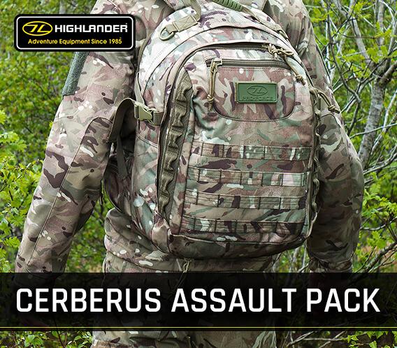 Highlander Cerberus Assault Pack 30L