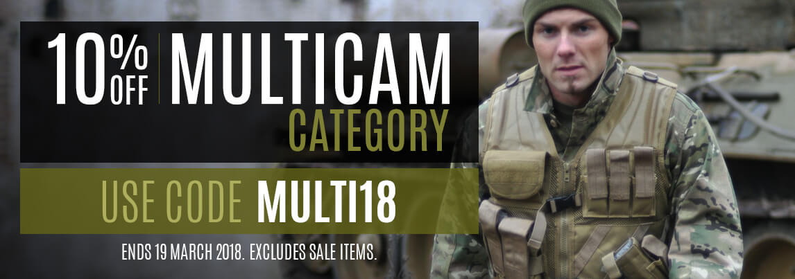 MultiCam Sale