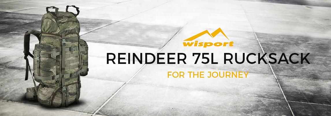 Wisport Reindeer 75L Rucksack