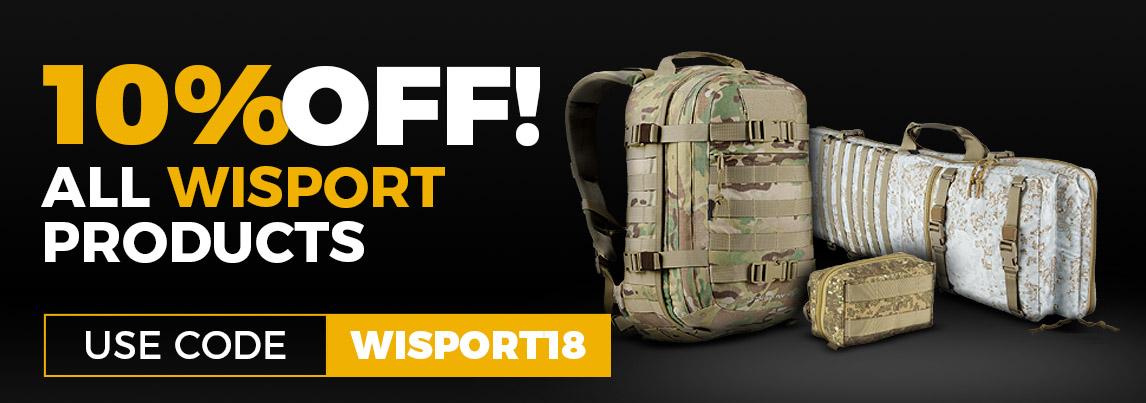 Wisport Sale!