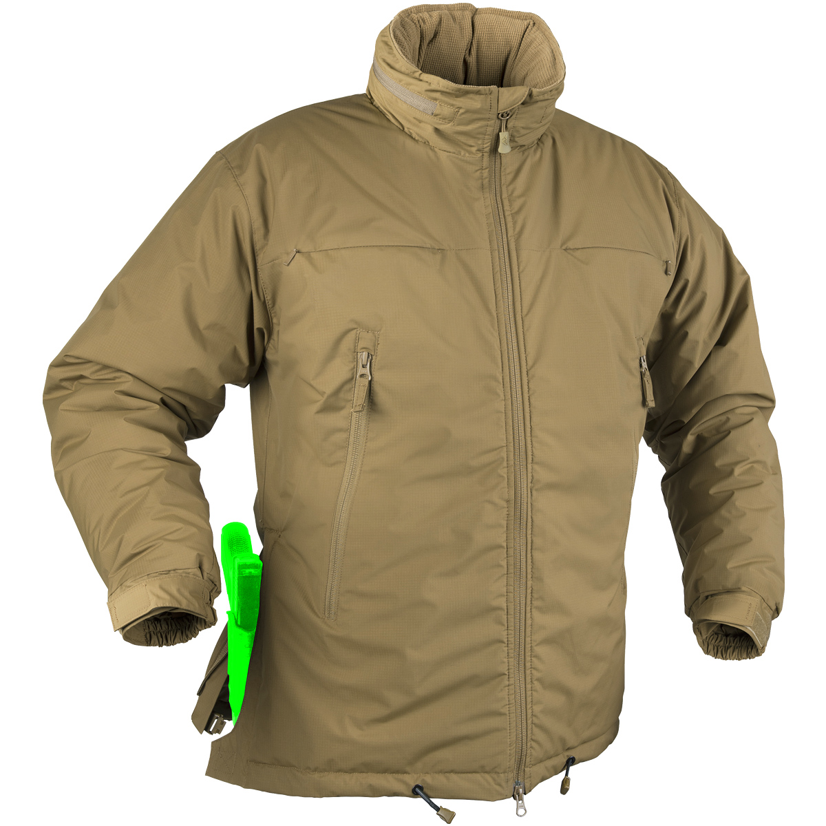 Helikon Husky Winter Tactical Warm Mens Jacket Hooded ...