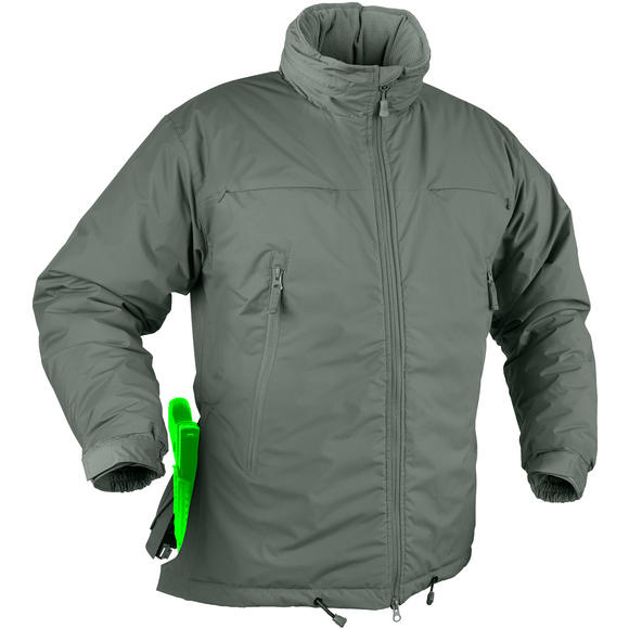 Helikon Husky Winter Tactical Jacket Alpha Green