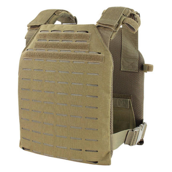 Condor LCS Sentry Plate Carrier Tan