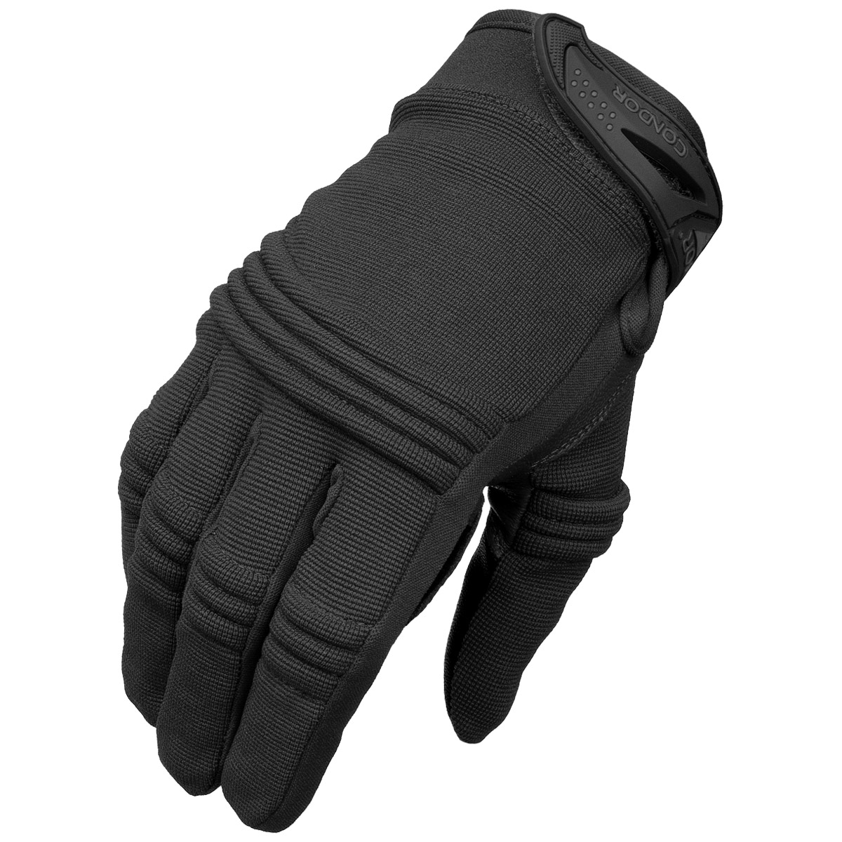 CONDOR TACTICIAN TACTILE COMBAT MENS TOUCHSCREEN GLOVES SECURITY OPERATOR BLACK