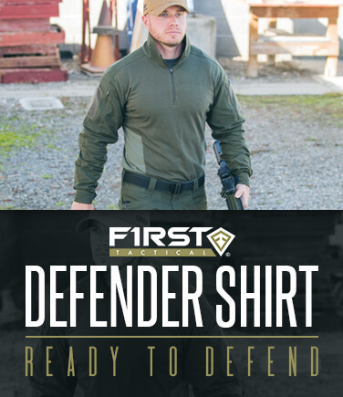 First Tactical Men's Defender Shirt