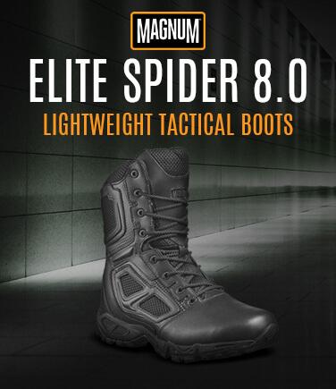 Magnum Elite Spider 8.0 Boots