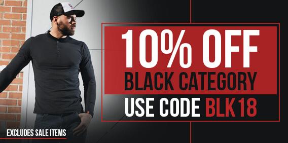 Back to Black Sale!