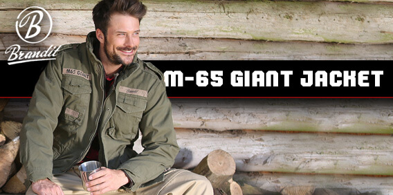 Brandit M-65 Giant Jacket