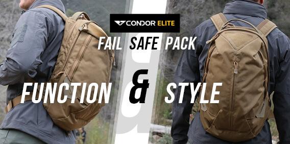 Condor Fail Safe Pack