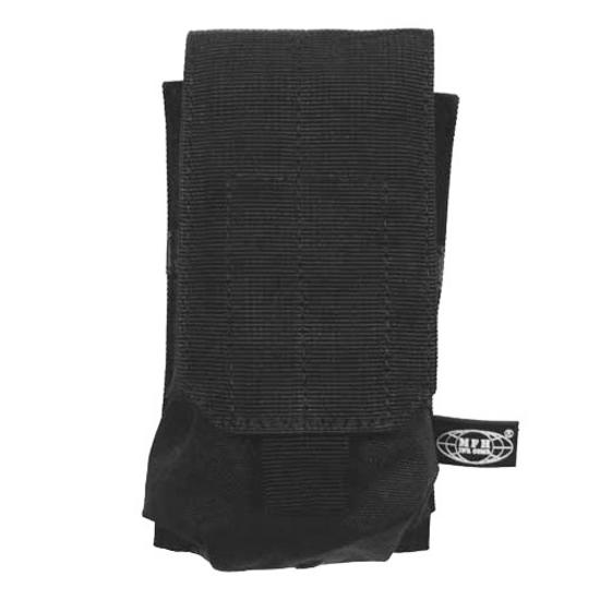 MFH Single M4/M16 Magazine Pouch MOLLE Black