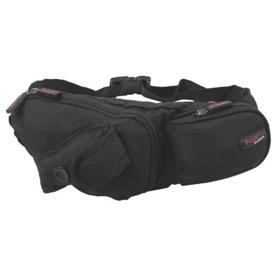 Fox Outdoor Waist Bag Black