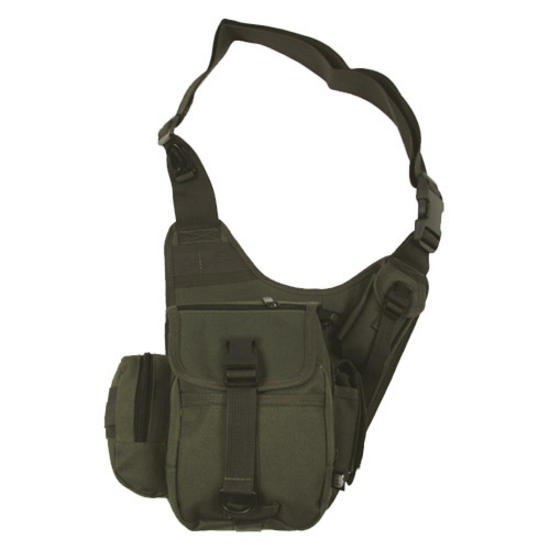 MFH Combat Shoulder Bag Olive