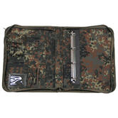 MFH Writing Case with Map Cover Flecktarn Thumbnail 2